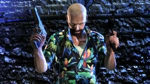 Max Payne não quer ouvir piadas.