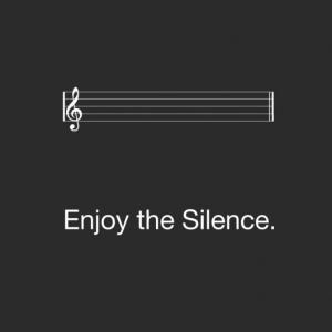 Curta o silêncio!