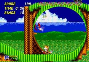 Corra para as montanhas, Sonic